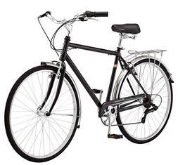 """Schwinn Wayfarer Hybrid 700C Wheel Bicycle, Black, 18""""/Mediu"""