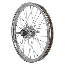 Wheel Master 16 x 1.75 Coaster Brake Rear Wheel, 28H, Steel,