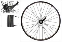 Wheel Master Rear 26 x 1.75/2.125, Alloy, Blk, Coaster Brake