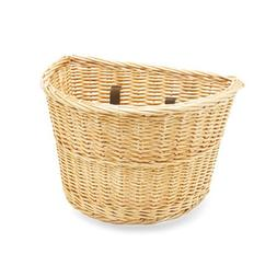 Electra Wicker Bicycle Basket with Straps
