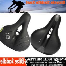 Wide Big Bum Comfort Extra Bike Bicycle Gel Cruiser Soft Pad