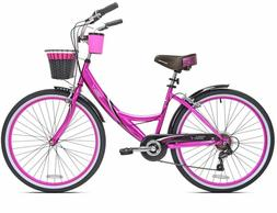 Women's Cruiser eBike 48v 1000w 30 MPH Electric Bike + 48v 1