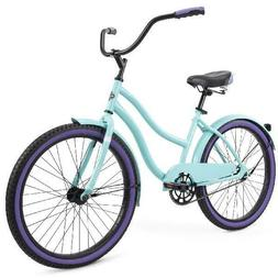 Womens 24 Cruiser Bike Beach Huffy Coaster Brake Cranbrook A