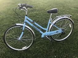Schwinn Women's Wayfarer Hybrid 700C Bike Retro Style Crui