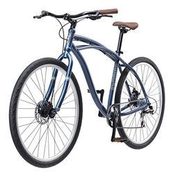 Schwinn Men's World Classic Urban Hybrid 700C Wheel Bicycle,