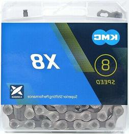 KMC X8.93 8/7-Speed 116L Shimano HG Bicycle Chain